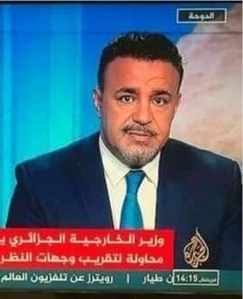 After a long hiatus, the Qatari channel Al-Jazeera is broadcasting again from Egypt