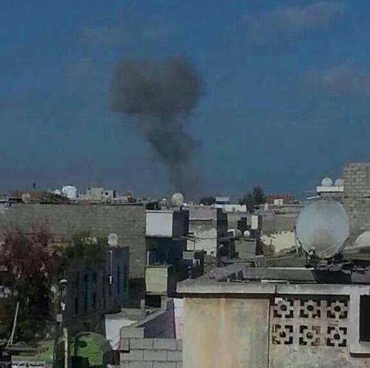 تفاصيل الإنفجار الضخم الذي هز مقر قوات الدعم والإسناد بعدن قبل قليل