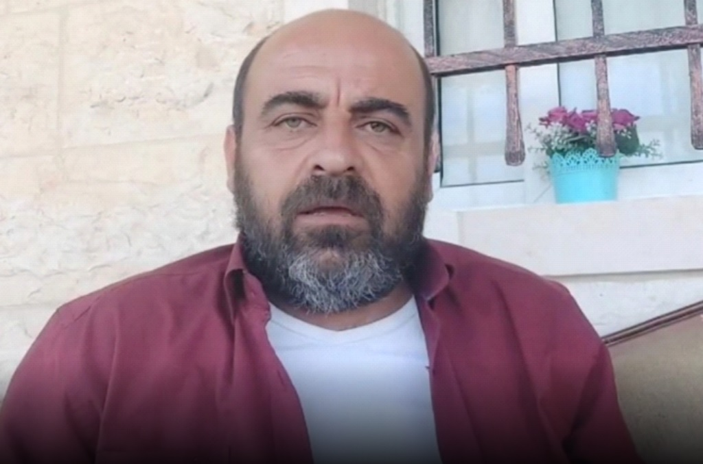 The death of a prominent Palestinian dissident and his family accusing the authority of assassinating him